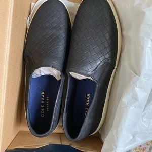 Black Cole Haan Sneakers Brand New